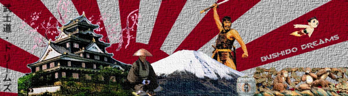 Bushido Dreams Logo