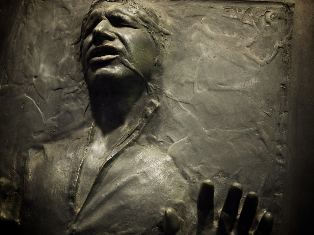 Han Solo Force Carbonisation