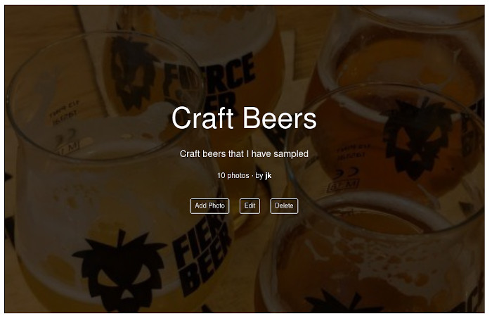 Pixelfed Collection - Craft Beer